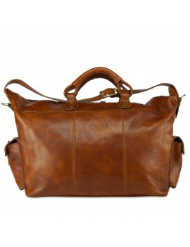 Travel bag con tasconi